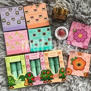 Colourpop Animal Crossing Full Collection Bundle